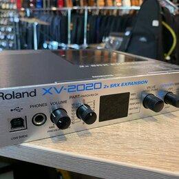 Аксессуары и комплектующие - Синтезатор Roland XV 2020 (звуковой модуль), 0