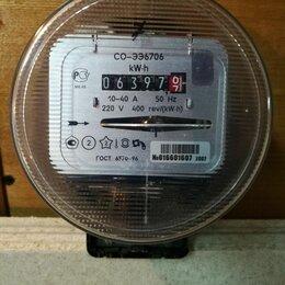 Счётчики электроэнергии - Электрический счетчик лэмз со-ээ6706, 0
