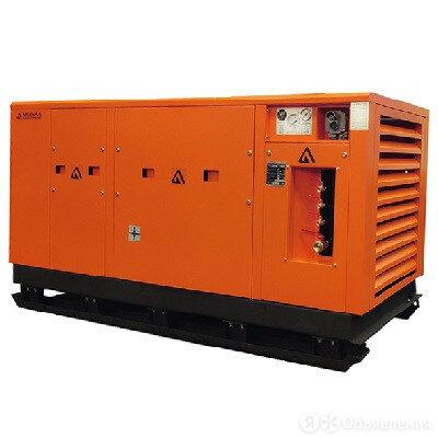 Электрический винтовой компрессор ЗИФ-ШВ 14/0,7 1140/660 В на салазках по цене 2249520₽ - Готовые строения, фото 0