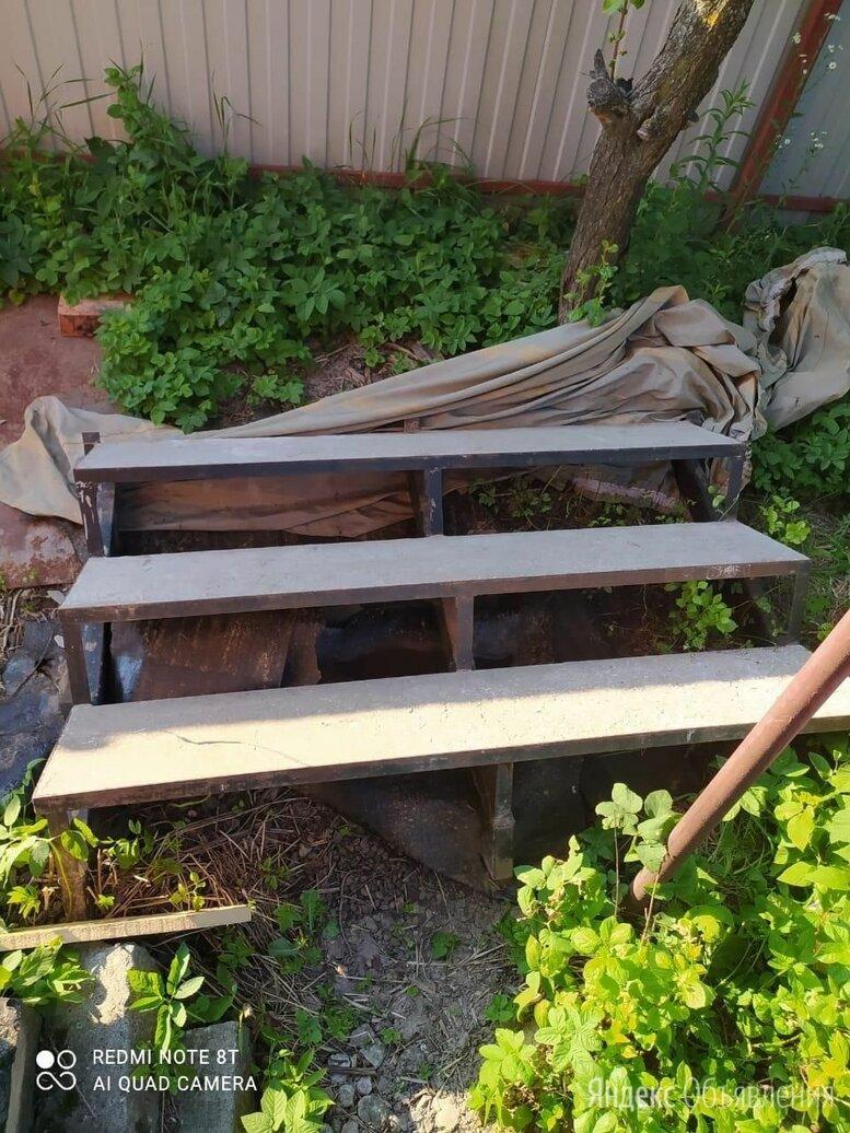 Лестница на крыльцо  по цене 6000₽ - Лестницы и элементы лестниц, фото 0