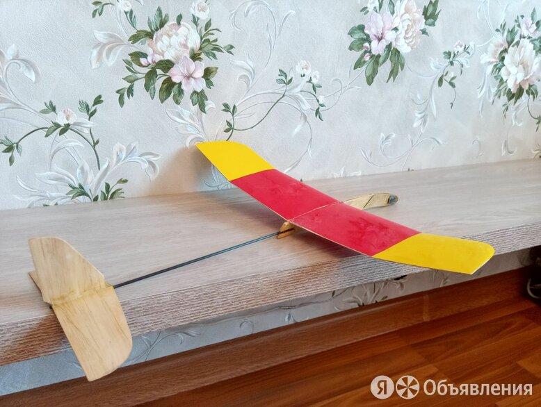 Авиамодель Планер Метательный по цене 900₽ - Модели, фото 0