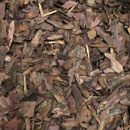 Субстраты, грунты, мульча - мульча кора лиственницы, 0