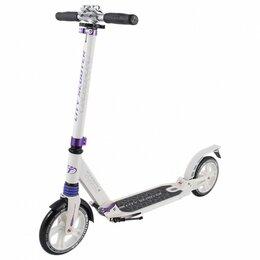 Сапоги - Самокат City scooter white, 0