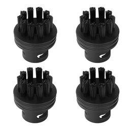 Пароочистители - Набор аксессуаров для пароочистителя Bort Round Brush Set 93411560, 0
