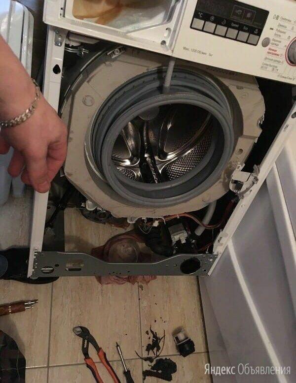Качественные запчасти и ремонт стиральных машин любой сложности по цене 300₽ - Стиральные машины, фото 0