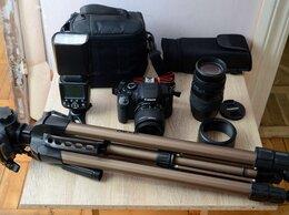 Фотоаппараты - Canon 650D в отл. сост. \ большой комплект, 0