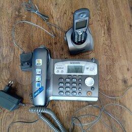 Проводные телефоны - Цифровой телефон Panasonic KX-TCD540RUM, 0