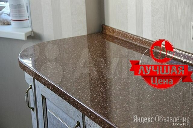 Столешница из акрилового камня под заказ по цене 7490₽ - Мебель для кухни, фото 0
