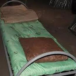 Кровати - Кровати железные,для рабочих  Гусь Хрустальный, 0
