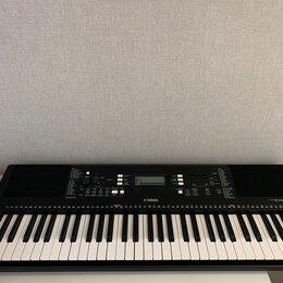 Клавишные инструменты - Синтезатор Yamaha Psr-e363, 0