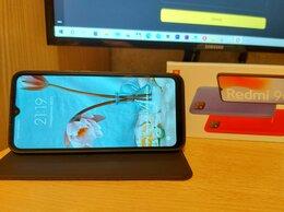 Мобильные телефоны - Redmi 9C NFC 4/64 с чехлом, 0