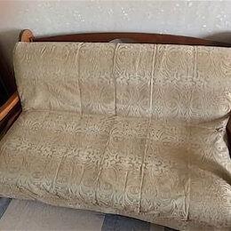 Диваны и кушетки - Диван аккордеон спальное место 160х200 фабрика авангард, 0