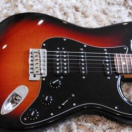 Электрогитары и бас-гитары - Fender American Stratocaster USA 2012 HSS NEW, 0