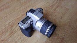 Пленочные фотоаппараты - Зеркальный плёночный фотоаппарат Minolta Dynax 5, 0