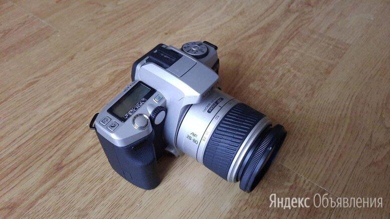 Зеркальный плёночный фотоаппарат Minolta Dynax 5 по цене 4100₽ - Пленочные фотоаппараты, фото 0