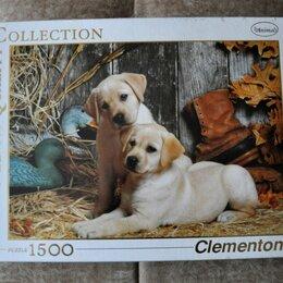 Пазлы - Puzzle Ravensburger, Clementoni, 0
