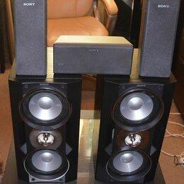 Комплекты акустики - Колонки акустика 5.0  Sony  SS-WZ88D, 0