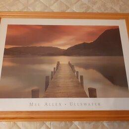 Картины, постеры, гобелены, панно - Интерьерная картина Mel allen ullswater , 0