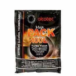 Ингредиенты для приготовления напитков - Дрожжи спиртовые ALCOTEC Megapack, 0