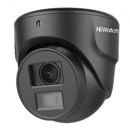 Камеры видеонаблюдения - Видеокамера Hiwatch DS-T203N 2.8mm 2шт, 0