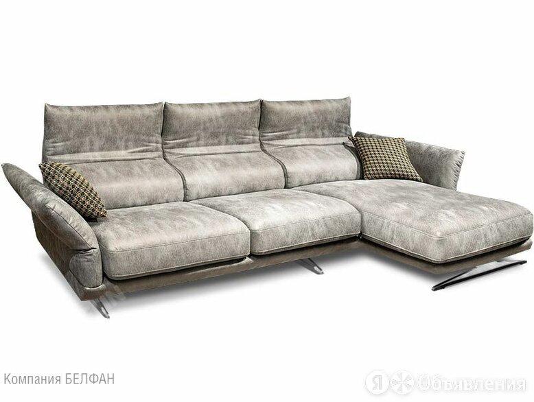 """""""Бенд"""" диван с оттоманкой; нераскл.; 2L6R; начальная группа ткани по цене 208035₽ - Диваны и кушетки, фото 0"""