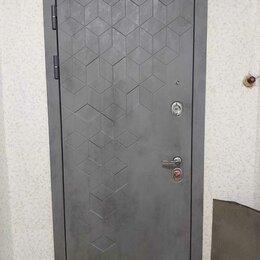 Входные двери - Входная дверь! Бетон 3D с Зеркалом!, 0