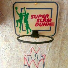 Спортивные игры и игрушки - Баскетбольное кольцо (щит)  детское, 0