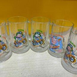 Бокалы и стаканы - Пивные бокалы 1литр,05литра, 0