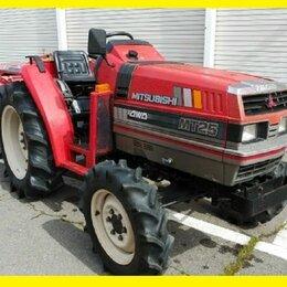 Мини-тракторы - Mitsubishi MT 25 D мини трактор японский, 0