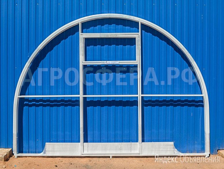 Каркас арочной теплицы, 6 метров, 30х20мм, шаг 0,67м по цене 19500₽ - Теплицы и каркасы, фото 0