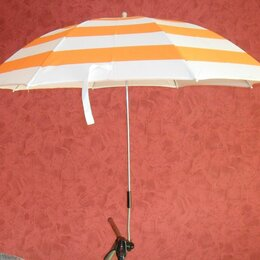 Зонты от солнца - Зонтик от солнца на дачный столик, 0