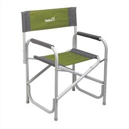 Походная мебель - Кресло алюминиевое складное Helios T-HS-DC-95200-G, 0