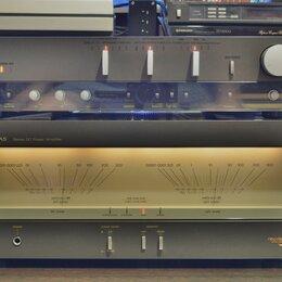 Усилители и ресиверы - Technics SE-A5+SU-A6. Культовый HI-End комплект!, 0