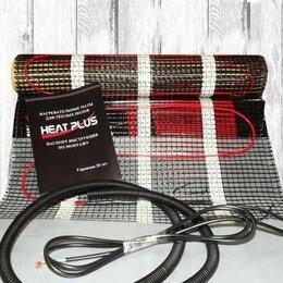 Электрический теплый пол и терморегуляторы - Теплый пол в плиточный клей / стяжку, 0
