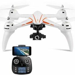 Квадрокоптеры - Квадрокоптер WLTOYS Q696-E с двухосевым подвесом и камерой , 0
