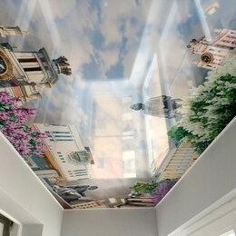 Потолки и комплектующие - Потолки с фотопечатью в рассрочку, 0