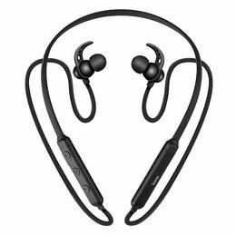 Наушники и Bluetooth-гарнитуры - Bluetooth-наушники внутриканальные Hoco ES11 Maret sporting wireless (black), 0