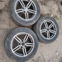 Шины, диски и комплектующие - Колеса на BMW e60 167 стиль, 0