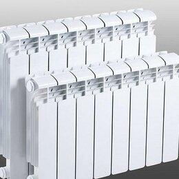 Двигатель и топливная система  - Радиатор алюм sanlux Optima Al 500/80 *12 секций, 0