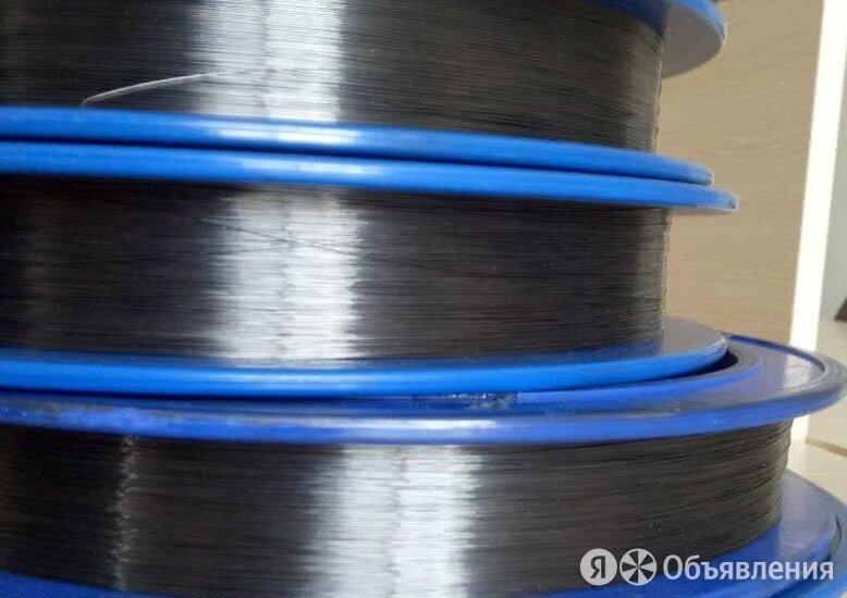 Проволока вольфрамовая 28,5 мкм ВА по цене 7₽ - Металлопрокат, фото 0