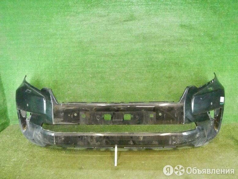 Бампер передний Toyota Land Cruiser Prado 150 (2017-2020) 521196B984 по цене 5000₽ - Кузовные запчасти, фото 0