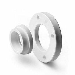 Водопроводные трубы и фитинги - Фланцевое соединение, муфтовое, комплект PPR  50, 0