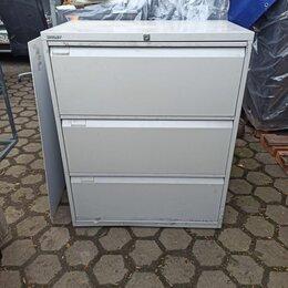 Шкафы для документов - Шкаф картотечный Bisley , 0