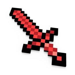 Игрушечное оружие и бластеры - Игрушки оружие майнкрафт, 0