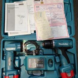 Шуруповерты - Аккумуляторная дрель-шуруповерт Makita 6260D+, 0