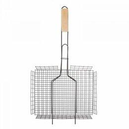 """Решетки - Решетка для барбекю """"Сокол"""", глубокая, средняя, 34х26 см, 0"""