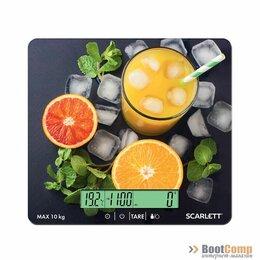 Кухонные весы - Весы кухонные SCARLETT SC-KS57P54, 0