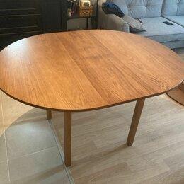 Столы и столики - Стол кухонный круглый , 0