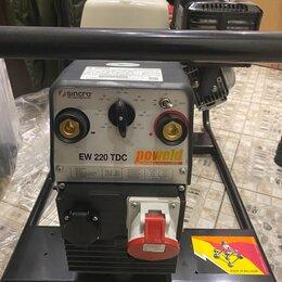 Сварочные аппараты - Генератор бензиновый сварочный europower EP 200 Х, 0
