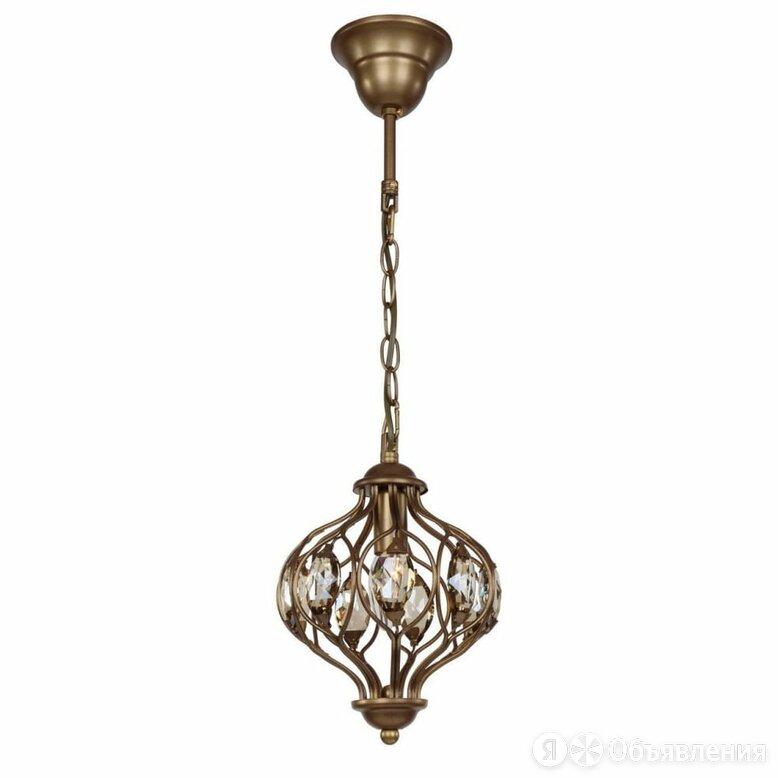 Подвесной светильник FAVOURITE 1382-1P по цене 10340₽ - Люстры и потолочные светильники, фото 0
